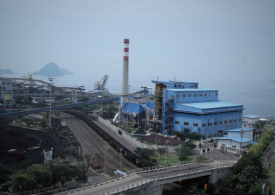 Power Plant Site Pelabuhan Tarahan 2