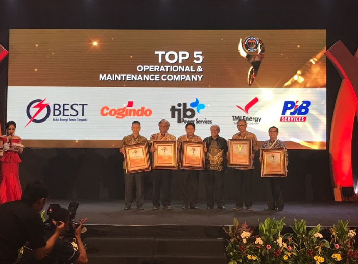 Indonesia Best Electricity Award 2017