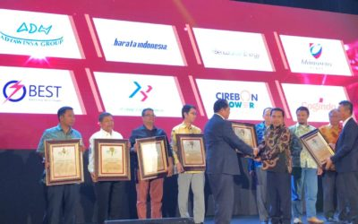 Indonesia Best Electricity Award 2018
